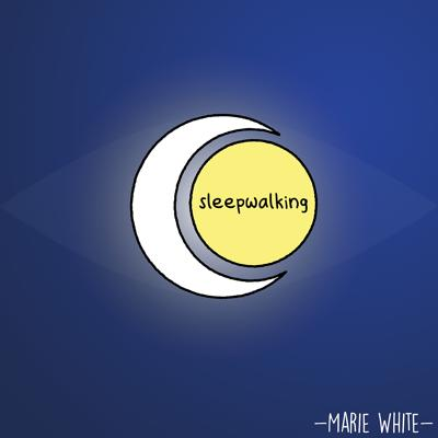 Marie White - Sleepwalking (2020)