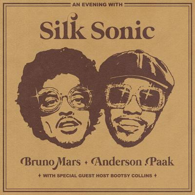 Bruno Mars, Anderson .Paak, Silk Sonic - Leave The Door Open (2021)